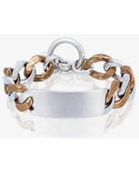 Jelena Behrend - Id Curb Bracelet - Lyst