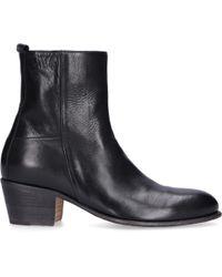 Elia Maurizi - Ankle Boots Black Toledo D - Lyst