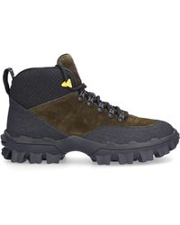 Moncler - Lace-up Boots Hektor - Lyst