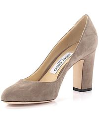 best prices cheap online cheap sale reliable Jimmy Choo Billie 85 suede pumps buy cheap limited edition for cheap cheap online discount in China rsgzZ9