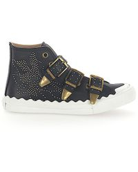 Chloé - High-tops & Trainers - Lyst