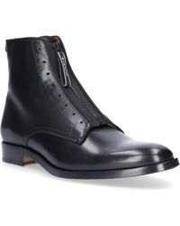 Givenchy - Ankle Boots 4h07s Calfskin Black - Lyst