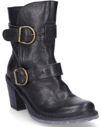 Fiorentini + Baker - Boots Nena Smooth Leather Black - Lyst