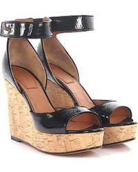 Givenchy - Platform Sandals - Lyst