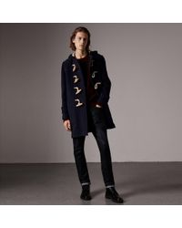Burberry | The Greenwich Duffle Coat | Lyst