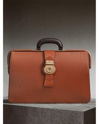 Burberry - The Dk88 Doctor's Bag Tan - Lyst