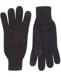 Burton - Core Black Touch Screen Gloves - Lyst