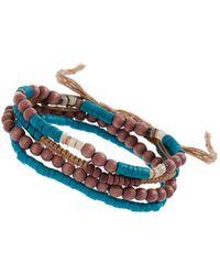 Burton - Beaded Bracelet Pack - Lyst