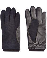 Burton - Black Knit Gloves - Lyst
