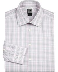 Ike Behar Multiplaid Dress Shirt - Lyst
