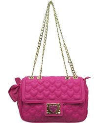 Betsey Johnson Be My Sweetheart Shoulder Bag - Lyst