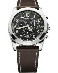 Victorinox - Infantry Watch - Lyst