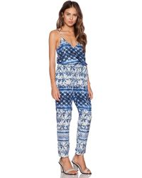 Rory Beca - Bas Jumpsuit - Lyst