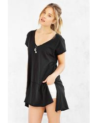 Truly Madly Deeply Surf Vibes Tunic Top - Lyst