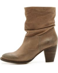 Steven By Steve Madden Welded Booties Black - Lyst