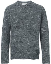 Our Legacy - Crew Neck Jumper - Lyst