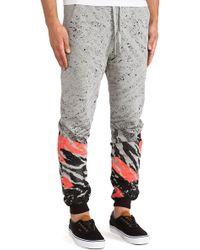 Staple Gray Lava Sweatpants - Lyst