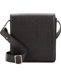 Barneys New York Small N/S Messenger Bag - Lyst