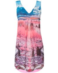 Ted Baker Road To Nowhere Aerlyn Cover Up - Lyst