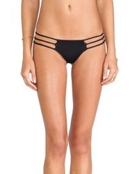 Indah Black Breeze Bottom - Lyst