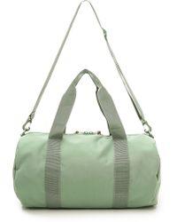 Herschel Supply Co. - Sutton Mid Volume Duffel Bag - Foliage - Lyst 38ba30202eab8