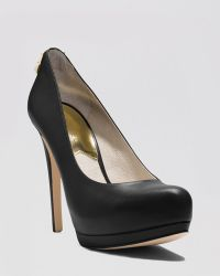 Michael by Michael Kors Platform Pumps  Hamilton High Heel - Lyst