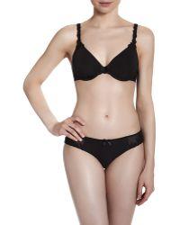Simone Perele Andora Cotton-blend Bikini Briefs - Lyst
