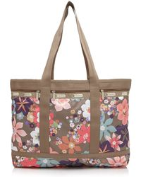 LeSportsac Tote - Travel - Lyst