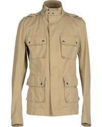 Balenciaga | Denim Outerwear | Lyst