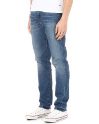 Levi's 508 Regular Slim-Fit Tapered Jeans - For Men - Lyst