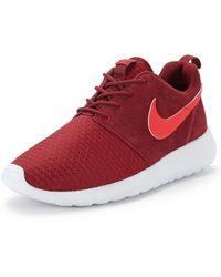 Nike Roshe Run Winter Trainers - Lyst