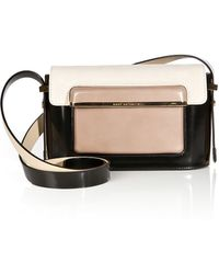 Mary Katrantzou Leather Shoulder Bag - Lyst