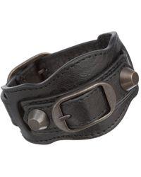 Balenciaga Arena Classic Bracelet - Lyst