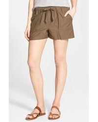 Hinge - Utility Shorts - Lyst