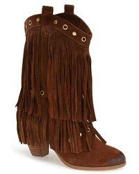 Naughty Monkey - 'kickin' It' Boot - Lyst
