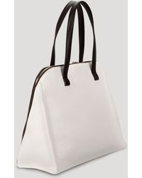 Furla Tote Embossed Frida Large - Lyst