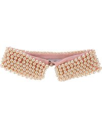 Moschino Cheap & Chic Pink Collar - Lyst