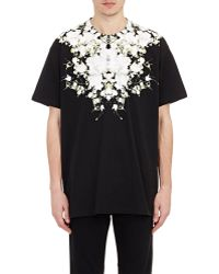 Givenchy Baby'S Breath Jersey T-Shirt - Lyst