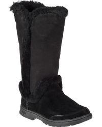 Ugg | Katia Waterproof-Suede Boots | Lyst