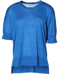 Reed Krakoff Short Sleeve Sweater - Lyst