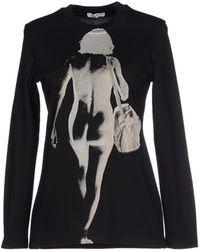 Celine T-Shirt - Lyst