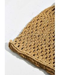 Ecote - Bamboo Weave Tote Bag - Lyst