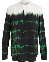 Stella McCartney Tie Dye Shirt - Lyst