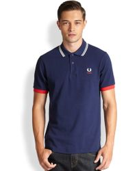 Fred Perry France World Cup Polo - Lyst