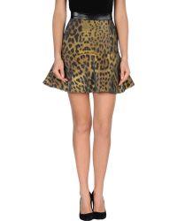 Camilla & Marc Knee Length Skirt - Lyst
