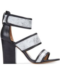 Report Signature Pammy Strappy Sandals - Lyst