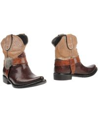 Primabase Ankle Boots - Lyst
