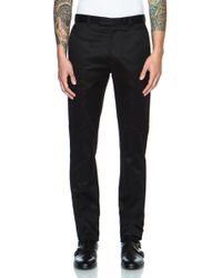 Calvin Klein Mens Grip Cotton Canvas Cargo Pant - Lyst