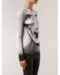 Gareth Pugh Photo Graphic T-shirt - Lyst