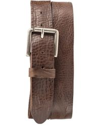 Will Leather Goods - 'winslow' Belt - Lyst